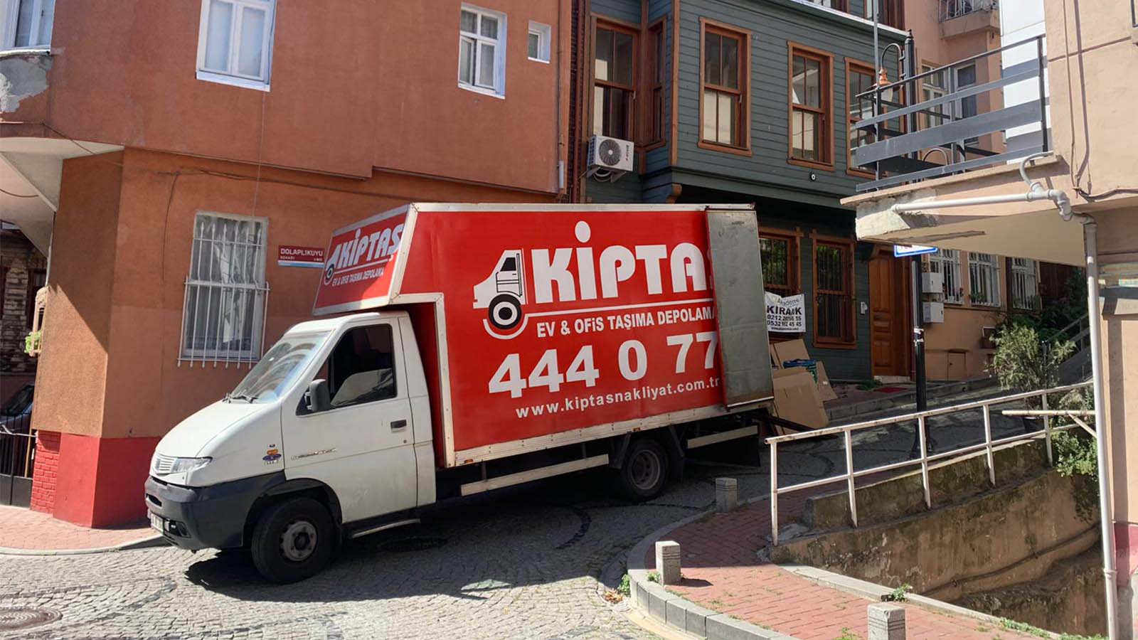 Beşiktaş Ofis Taşıma Şirketi